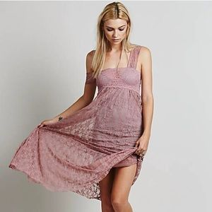 Free People Dresses - Free People slip dress sz S